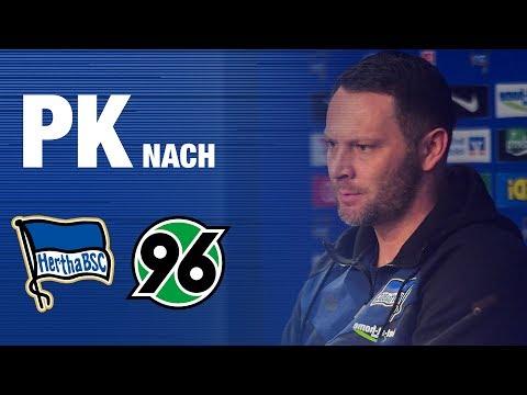 PK NACH HANNOVER - DARDAI - Hertha BSC - Berlin - 2018 #hahohe