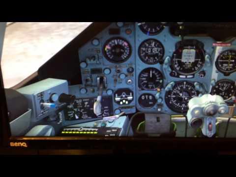 Thrustmaster Hotas Warthog Throttle и его настройки для DCS World с помощью программы Target Gui