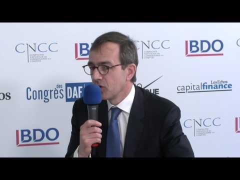 Albin JACQUEMONT - Directeur Financier, Darty