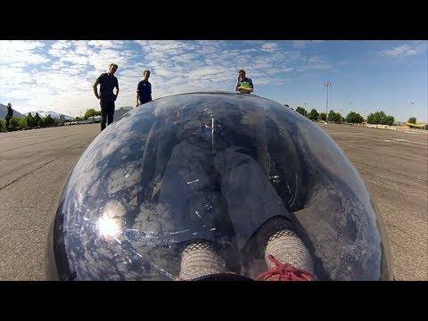 BYU supermileage vehicle: 1,300 MPG and counting