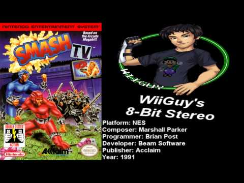 Smash T.V. (NES) Soundtrack - 8BitStereo