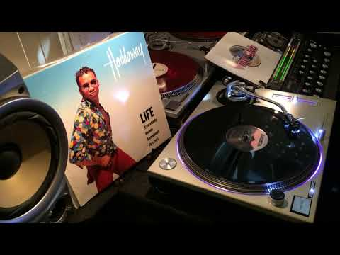 Haddaway ‎– Life (Everybody Needs Somebody To Love) (Mission Control Mix) Vinyl, 12""