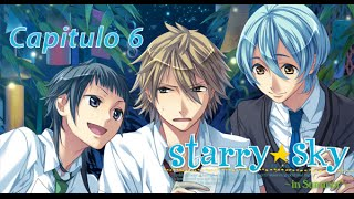 [Starry Sky] ~ in summer ~ Capitan me stalkea! - Cap 6