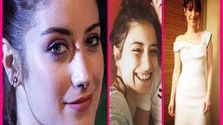 لن تصدقوا النحافة الشديدة تغير ملامح الممثلة التركية هازال كايا