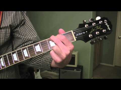 Elvis Presley - (Marie's the Name) His Latest Flame - Guitar Lesson