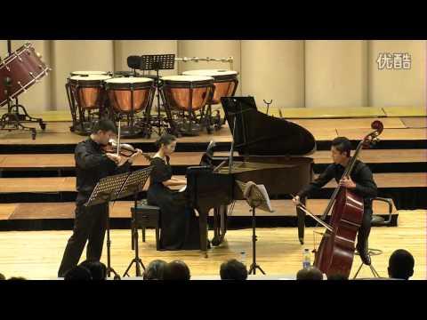 Giovanni Bottesini - Gran Duo Concertante Contrabass Shuopeng Qiu Violin Chao Geng