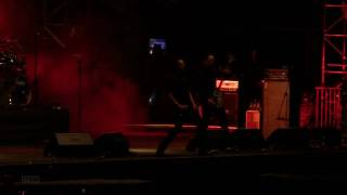 Satyricon - The Wolfpack (live 2009-07-04 Metalcamp)