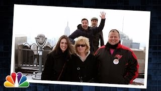 """Tonight Show Celebrity Photobomb"" with Jimmy Fallon & Jon Hamm"
