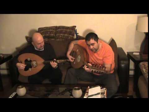 Armenian line dance