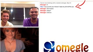 Getting Lucky On Omegle