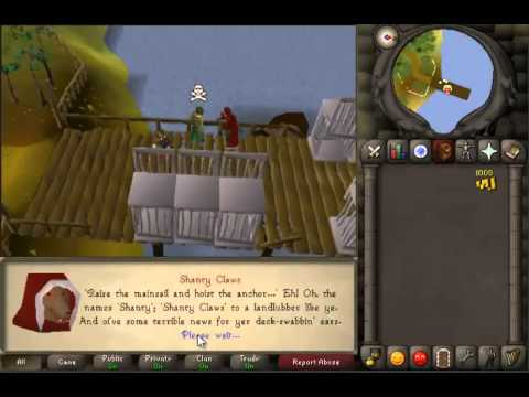 Runescape 2007 Christmas Event Guide Old School - YouTube