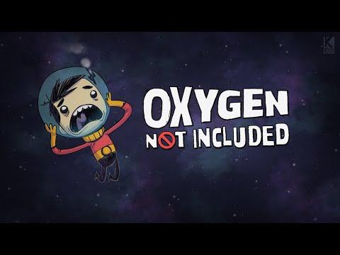 Oxygen Not Included - Остероид лучшее место для карантина