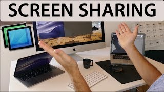 How to Screen Share Macbook Pro to IMac - Screen Sharing on MacOS