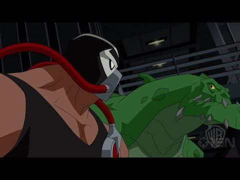 Batman Unlimited: Mechs vs. Mutants - Villains Assembled Clip