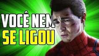 EXPLICANDO O FINAL DO SPIDER-MAN PS4!