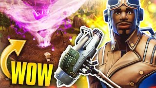 FINALLY L' ISOLA IF TRASFORMA! DELIRIO WITH THE SKIN NUOVA! Fortnite Battle Royale