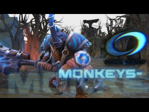 Great RP by Monkeys-Forever vs Team WanteD - Elimination Mode 3.0