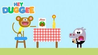 The Pizza Badge - Hey Duggee Series 2 - Hey Duggee