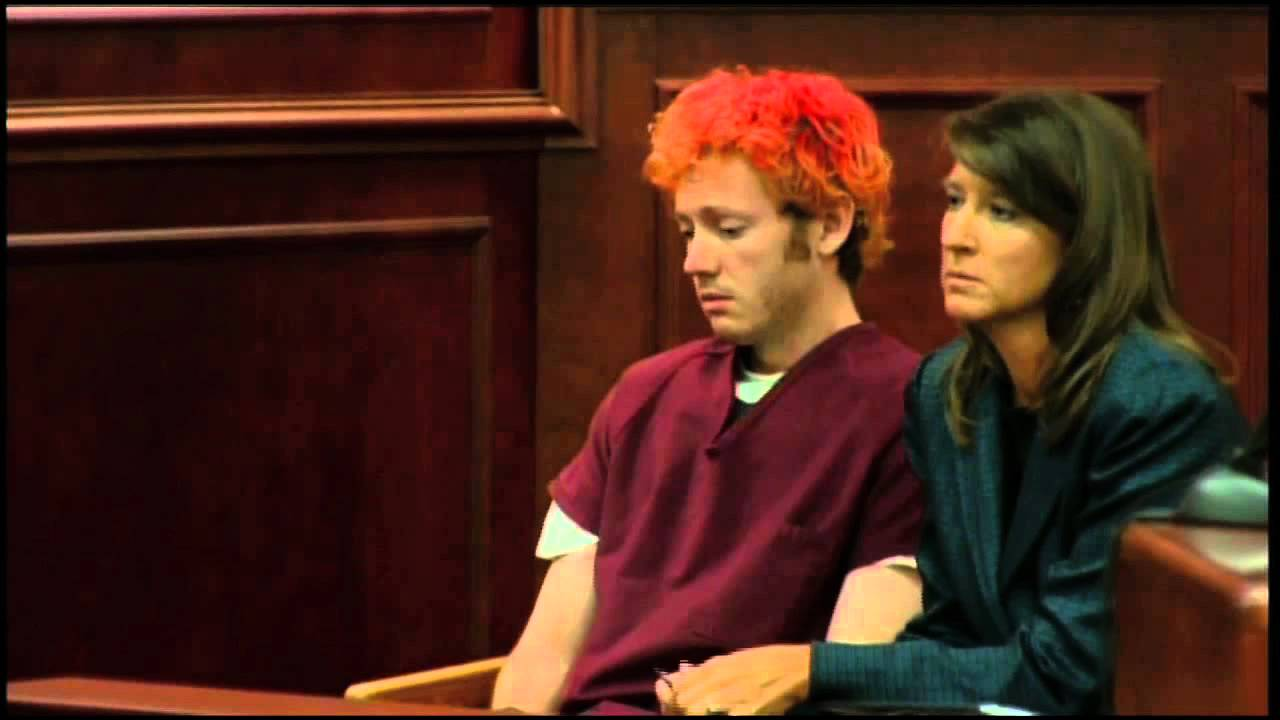 Aurora Movie Theater Shooting Suspect In Court Youtube