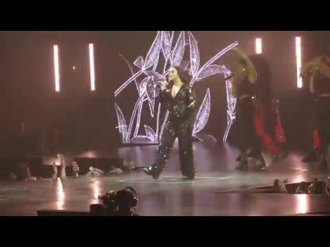 Demi Lovato  Tell Me You Love Me  TMYLM World Tour Manchester 2018