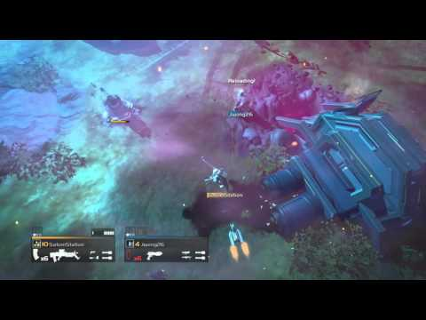 HELLDIVERS™Coop Play |