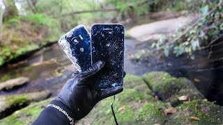 River Treasure: NEW Galaxy S7 Found in River!! (College Campus)