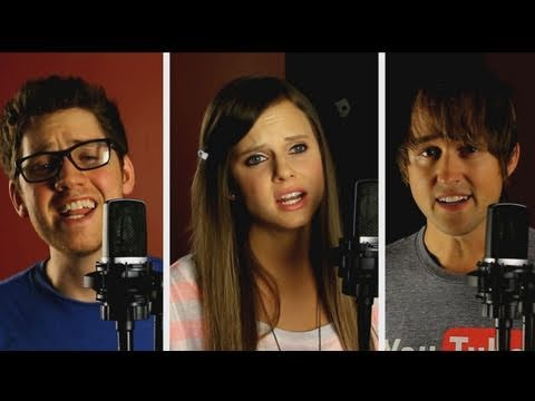 Next to You - Chris Brown ft. Justin Bieber (Cover by Luke Conard, Alex Goot, and Tiffany Alvord)
