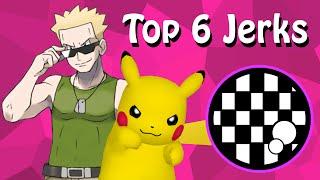 Top 6 Jerks in Pokemon - Pikasprey