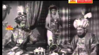 Bhagdad Gaja Donga Telugu Full  Movie Part -6 - NTR Super Hit Movie