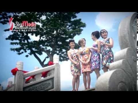 [M-Girls 四个女生] 恭喜发财发大财 -- 真欢喜 (Official MV)
