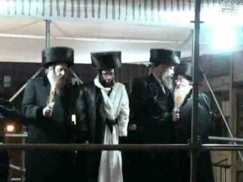 The Viznitzer Chuppah