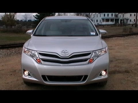 2013 toyota venza xle review navigation leather www. Black Bedroom Furniture Sets. Home Design Ideas