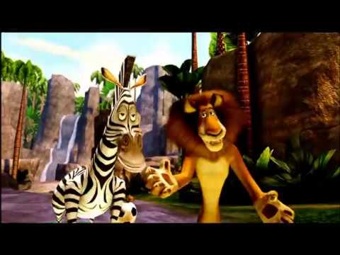 Madagascar Escape 2 Africa Video Game Trailer Youtube