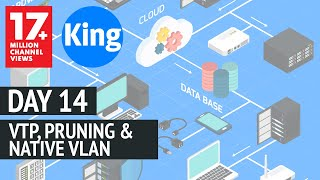 200-125 CCNA v3.0   Day 14: VTP, Pruning & Native VLAN   Free Cisco Video Training 2016   NetworKing