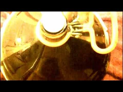 how to make homemade wine kit