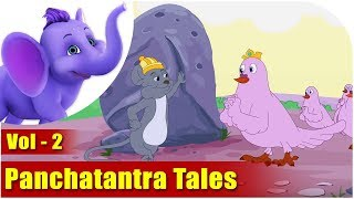 The Best of Panchatantra Tales in Hindi - Vol 2