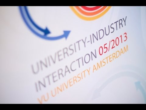 2013 University-Industry Interaction Conference in Amsterdam, the Netherlands | Event Highlights