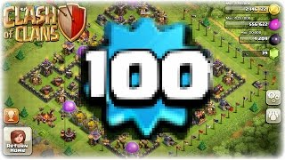 How To Get To Level 100 Quick In Clash of Clans
