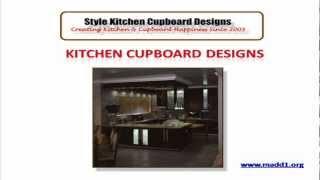 Kitchen Cupboard Designs | Kitchen Design Http://www.madd1.org