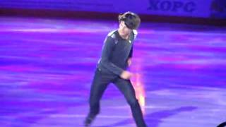 Stephane Lambiel -  St.Petersburg 02.05.2011 (Стефан Ламбьель)