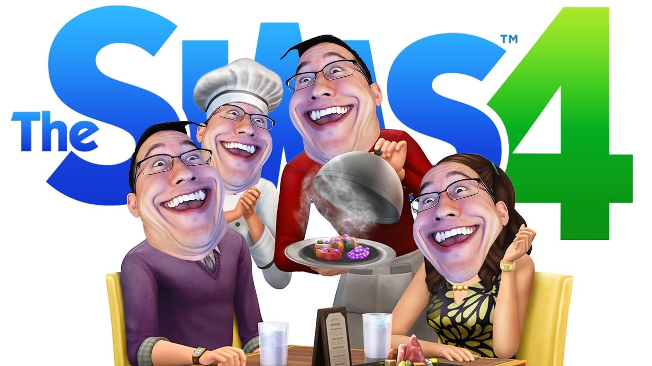 attack of the markipliers sims 4 more youtube