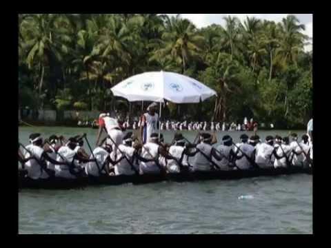 MG Sreekumar Onam Song-Music Bharath Lal- വള്ളംകളി പാട്ട്