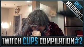 Twitch Highlights #2 - Broken Glass & Caramel Kisses