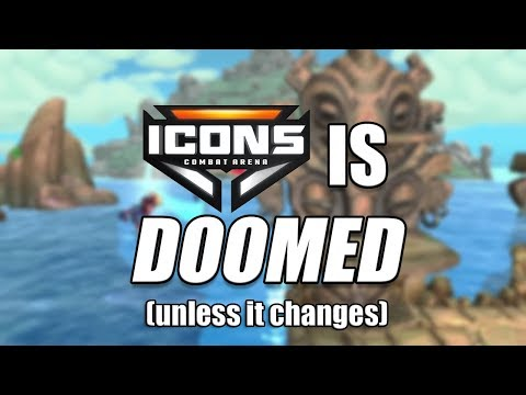 ICONS is Doomed Unless it Changes