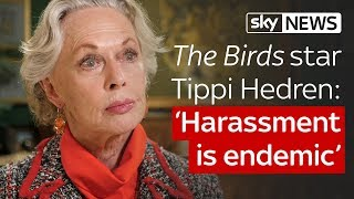Hollywood star Tippi Hedren urges women to speak out