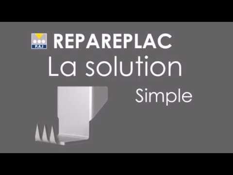 Repareplac Reboucher Vos Trous De Plaque De Platre Youtube