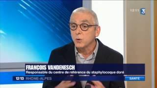 La page santé de France 3 Rhône-Alpes : le staphylocoque doré