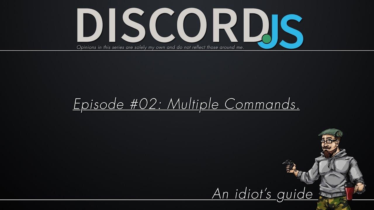 EPISODE #2: MULTIPLE COMMANDS  : LightTube