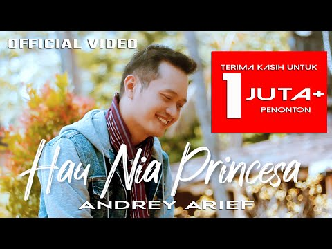 HAU NIA PRINCESA - ANDREY ARIEF (Official Music Video) Timor Leste Song