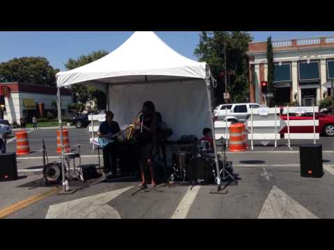 Family band Menlo Park